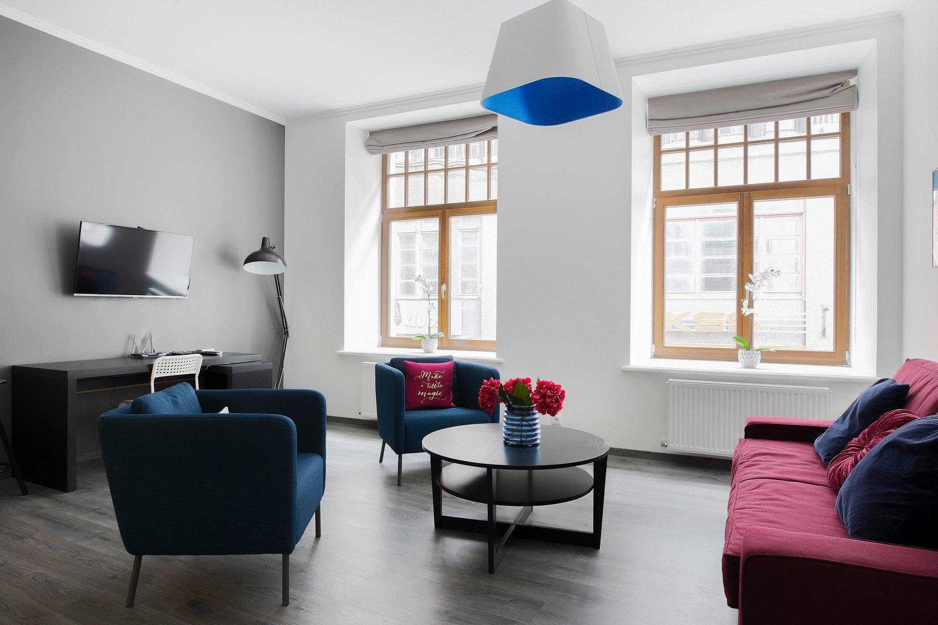 "BRAND NEW! ""Blue"" Design Apartment"