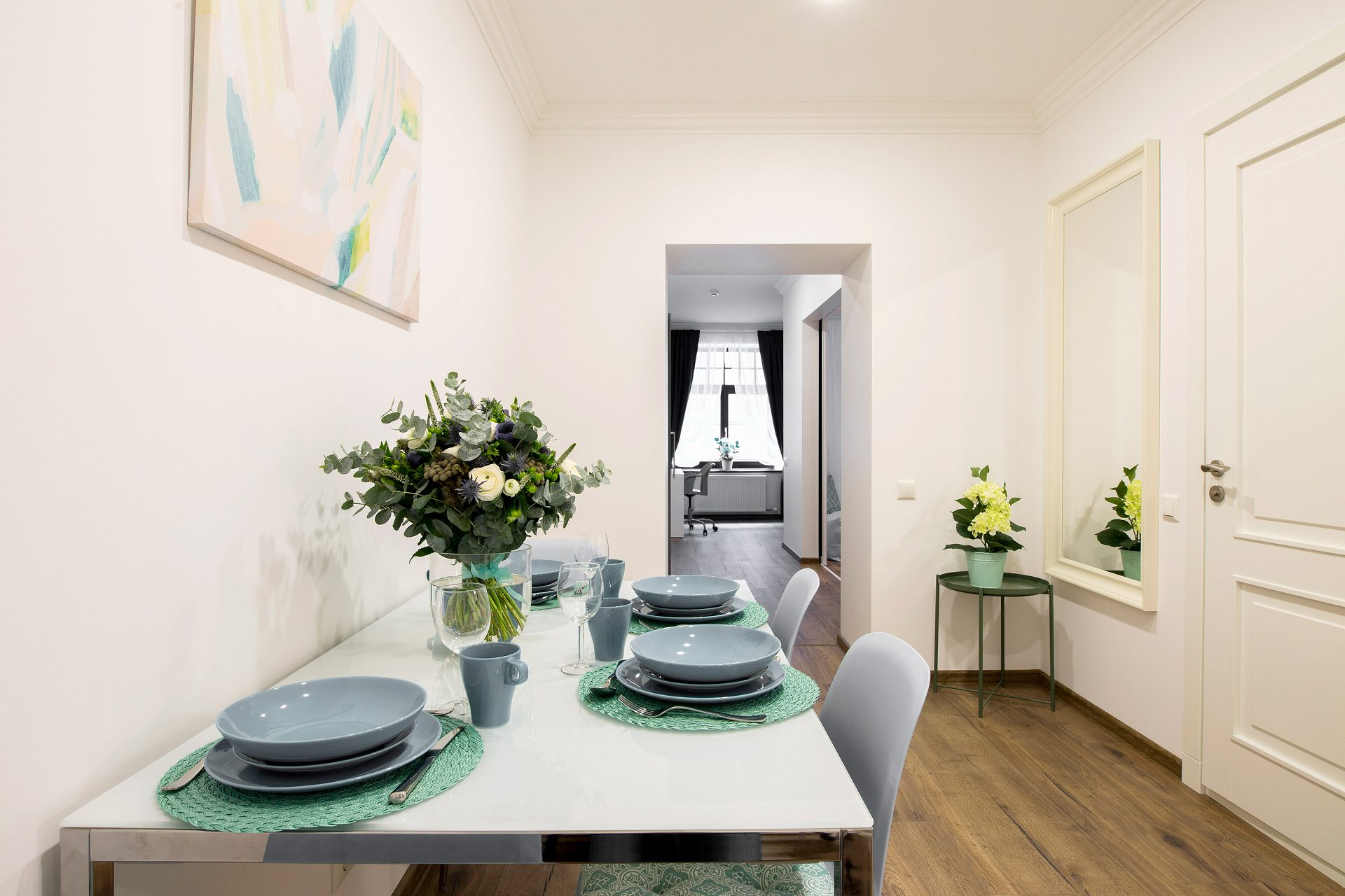 NEW! Mint Tone Apartment Center of Old Town